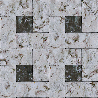 Marble tile light & dark pattern texture 1024px