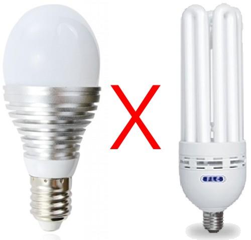 L mpadas led podem ser recicladas autossustent vel - Fluorescentes de led ...