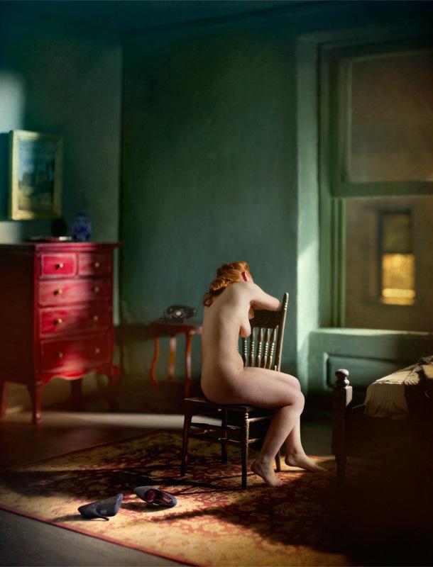nuncalosabre.Hopper Meditations - Tuschman