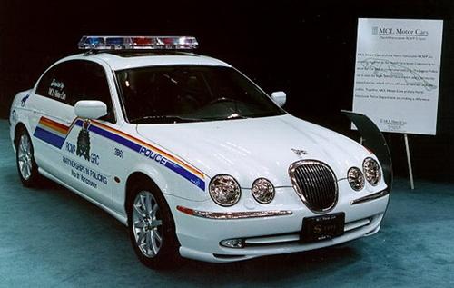 Jaguar S Type (Kanada)