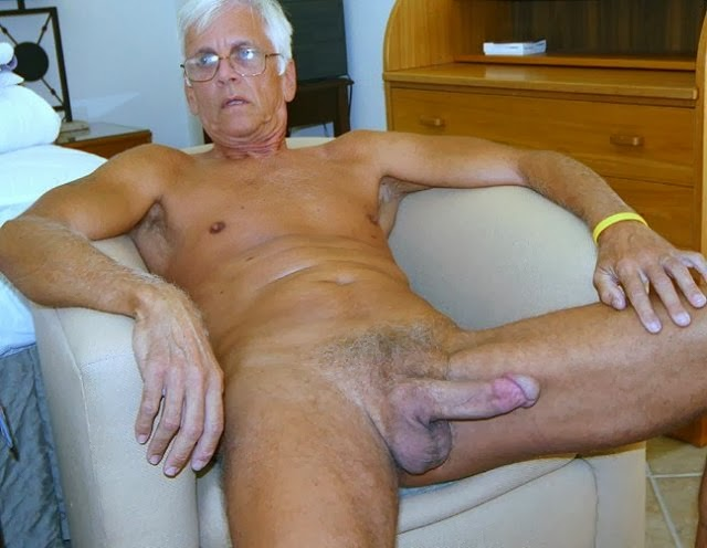 Hot mature men naked