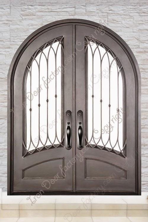 exterior iron doors los angeles