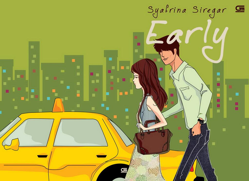 novel early syafrina siregar