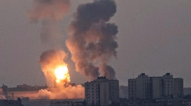 Serangan Israel ke Gaza: 15 Tewas dan 100 Luka