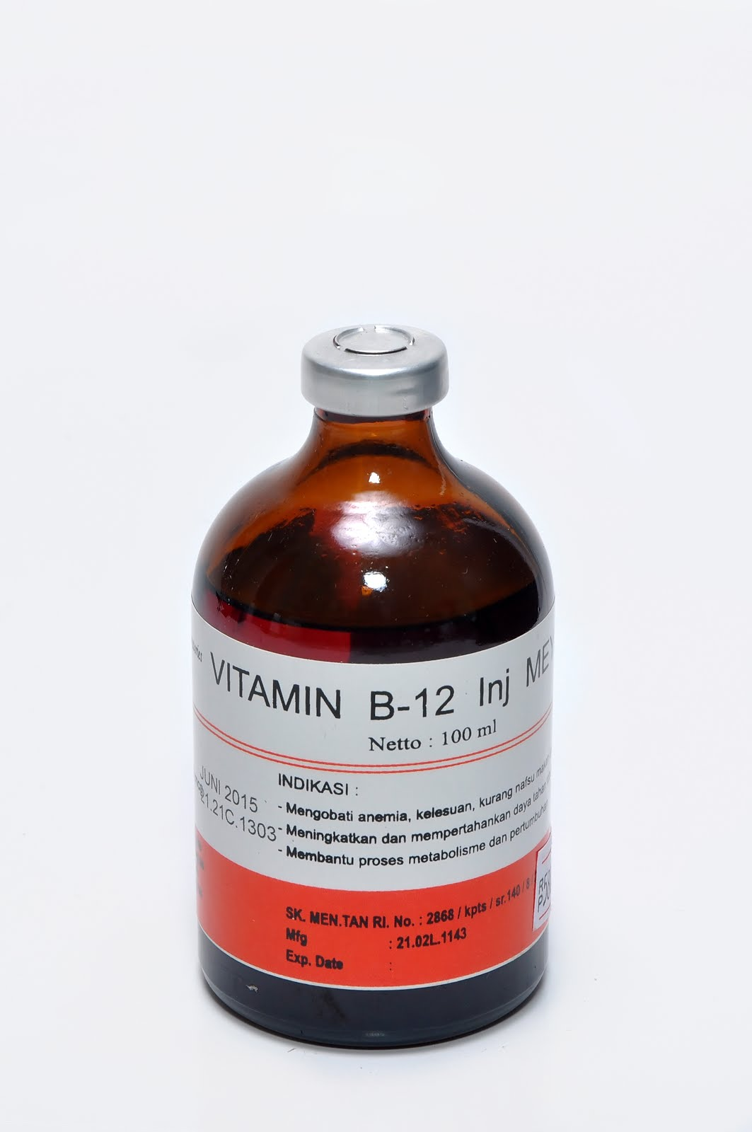 Vitamin B12 Inj. Meyer