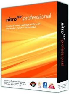 برنامج التعديل على ملفات البى دى اف download nitro pdf professional