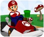Mario đua oto, game van phong