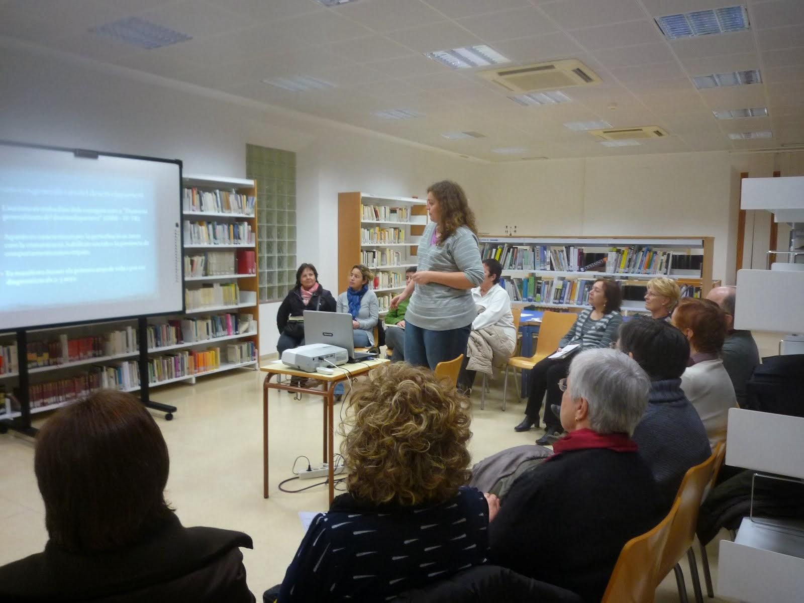 Luján Vives, psicòloga. Amb el llibre El curiós incident del gos a mitjanit