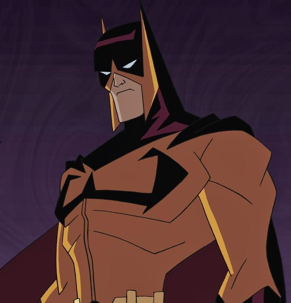 Batman: Arkham Knight evil Batman costume