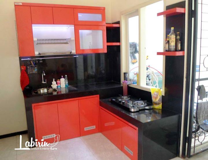 Kitchen set malang ibu anita kitchen set malang for Kitchen set yang murah