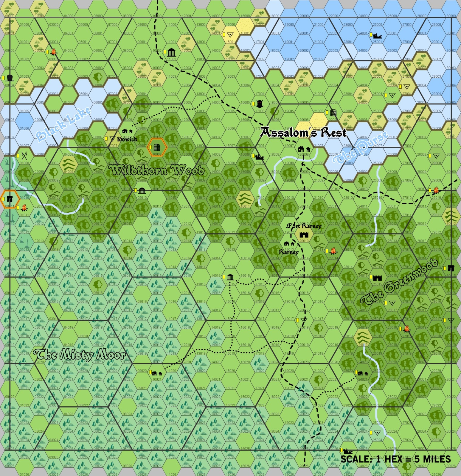 Lampblack brimstone campaign setting making the world using his excellent 3 part guide to hex based campaign design i started by fleshing out the region map gumiabroncs Image collections