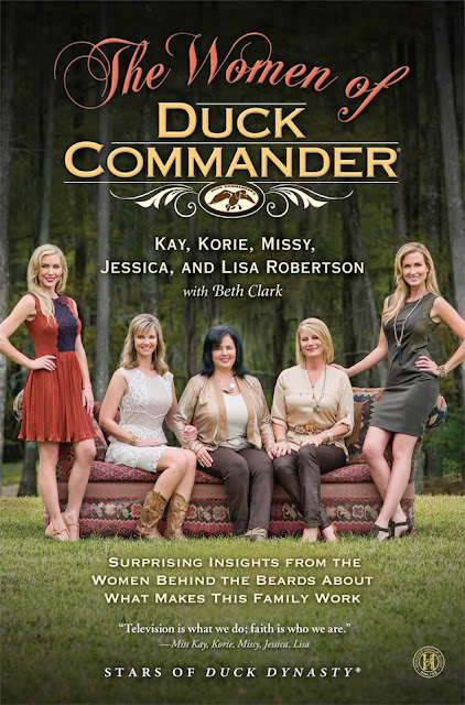Female fans of Duck Dynasty will love The Women of Duck Commander.