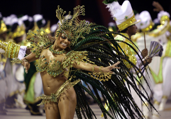 Brazil Carnival 2009. the pre Carnival events.