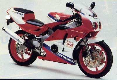 New Honda CBR250R Sports Bikes
