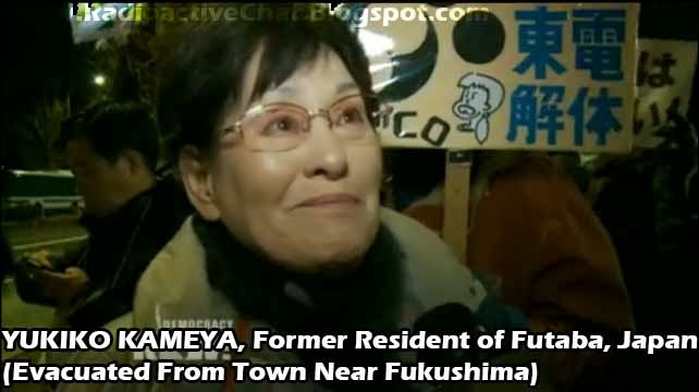 Yukiko Kameya can never return home again