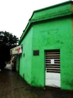 Casa do Cantor Nelson Gonçalves, em Santana do Livramento
