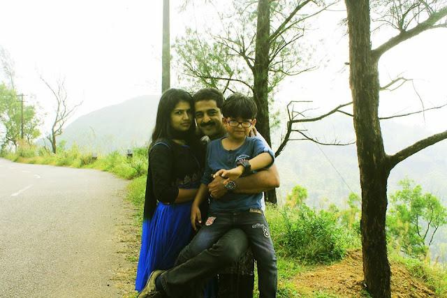 Actor Kishore Satya family photos