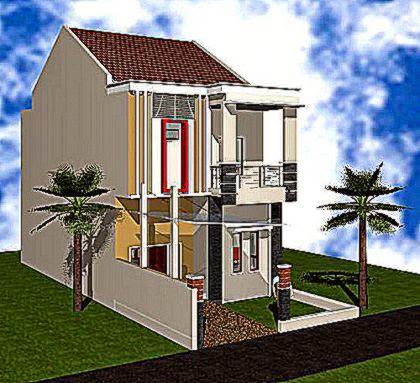 Cara Mendesain Rumah Kecil Minimalis  Arsitek Rumah Minimalis