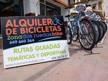 Alquiler de Bicicletas y reparto a Casas Rurales