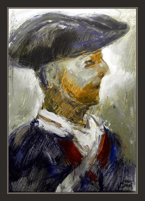 1714-CATALUNYA-MIQUELETS-ART-PINTURA-SOLDATS-HISTORIA-PINTOR-ERNEST DESCALS-