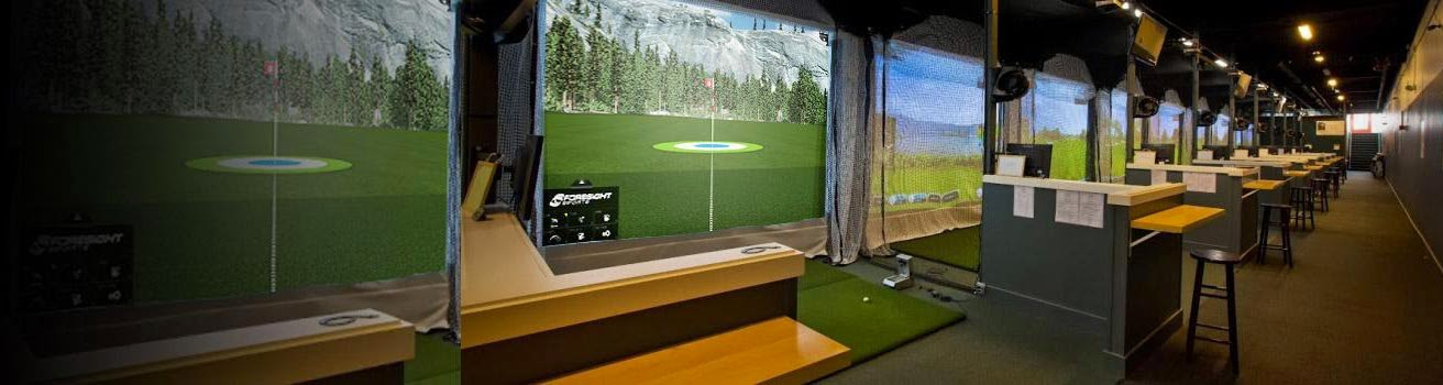 virtual golf business