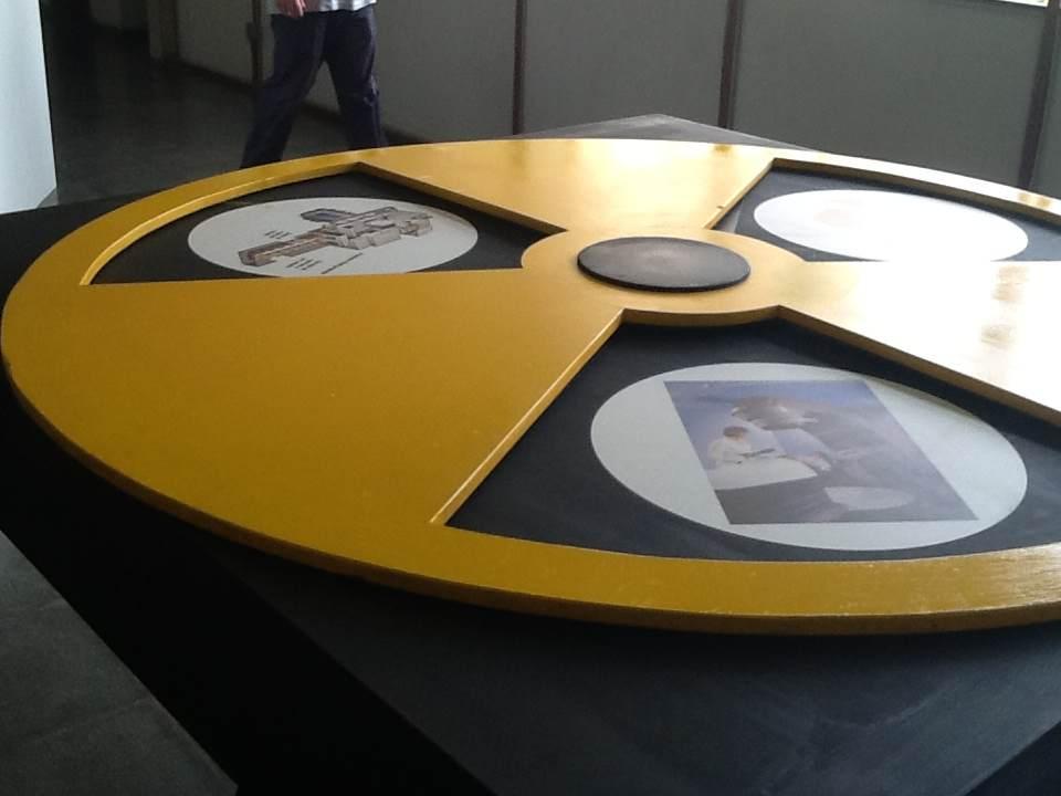 Exposição Marie Curie - UFMG - março/2013