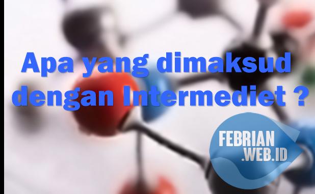 Apa yang dimaksud dengan Intermediet