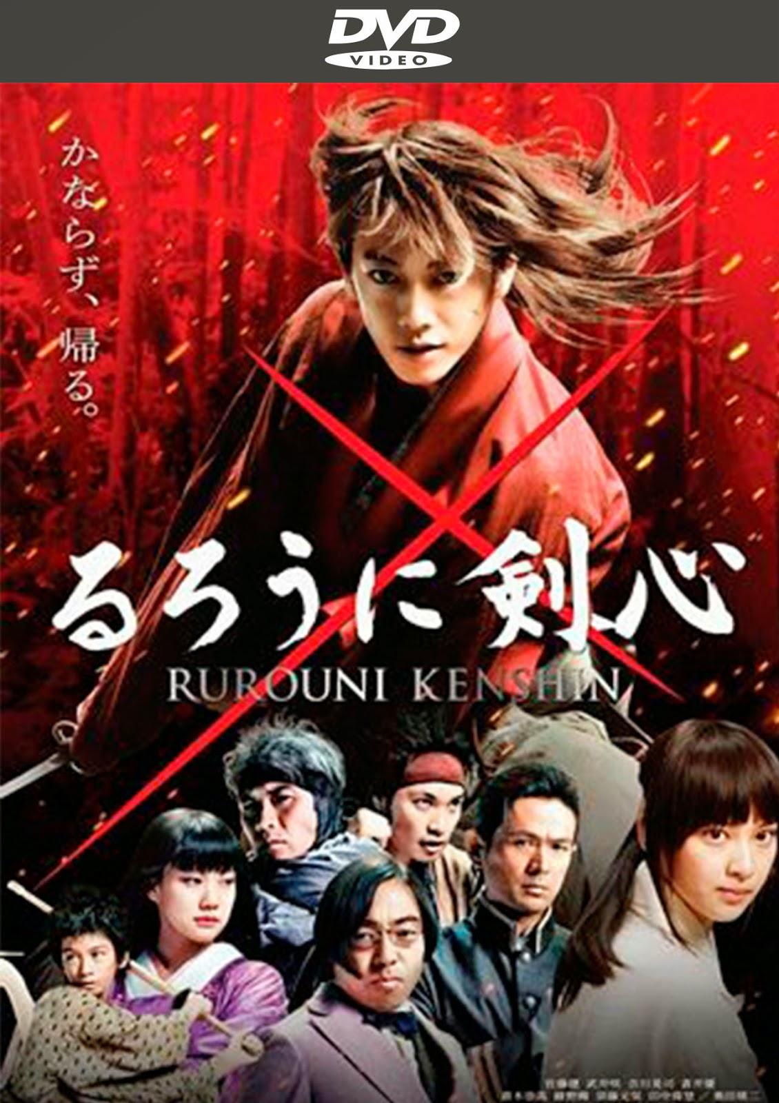 Ruroini Kenshin I [2012] [DVD Full]