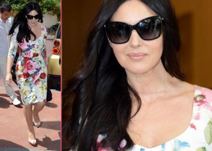 Monica Bellucci Brings Her Beauty to the Ischia world Fest » Gossip | Monica Bellucci