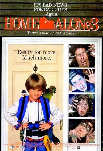 Home Alone 3 (1997) โดดเดี่ยวผู้น่ารัก ภาค 3 Full HD มาสเตอร์ พากย์ไทย