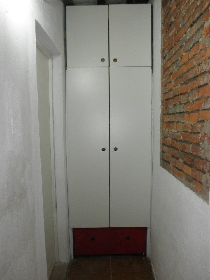Malgor muebles puertas melamina arg colocadas - Puertas de melamina ...