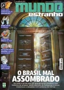 Revista Mundo Estranho Edição 149 Fevereiro 2014