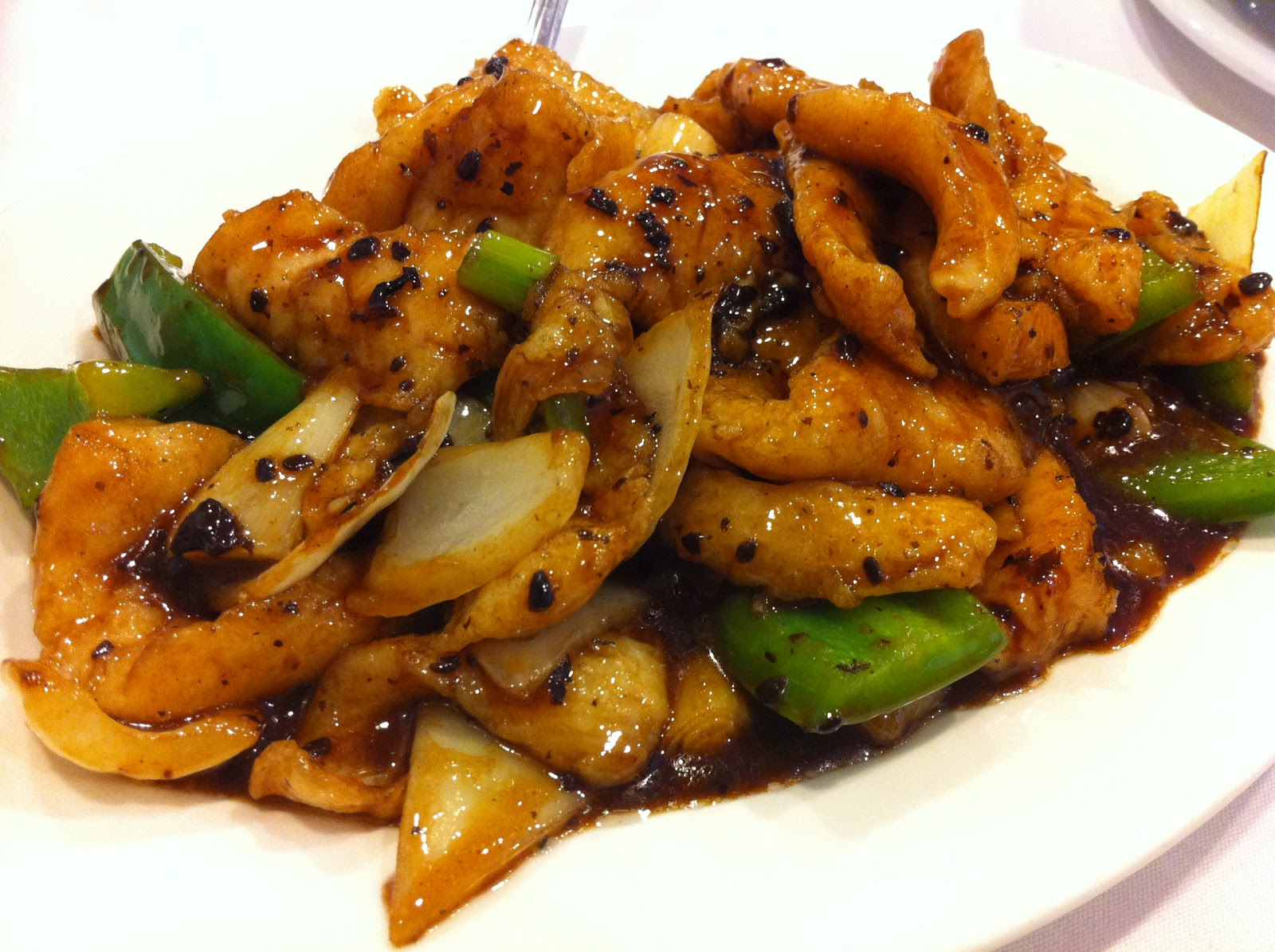 Convoy conquest imperial mandarin for Fish in black bean sauce