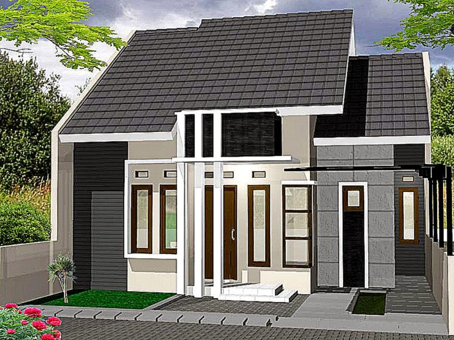 Jenis Desain Rumah Mungil Minimalis  Arsitek Rumah Minimalis