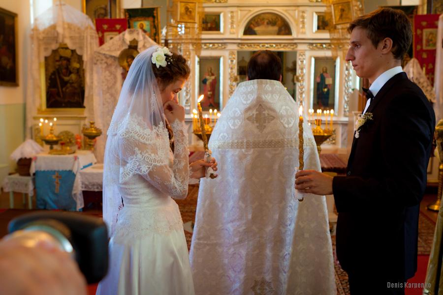 Венчание. Обряд венчания