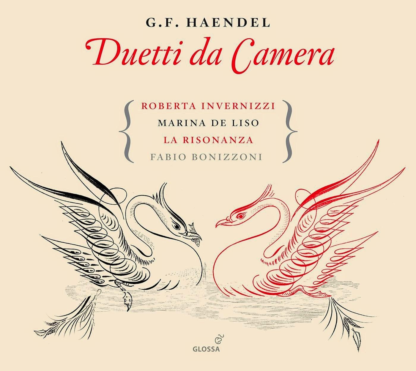 Handel - Duetti da Camera: La Risonanza