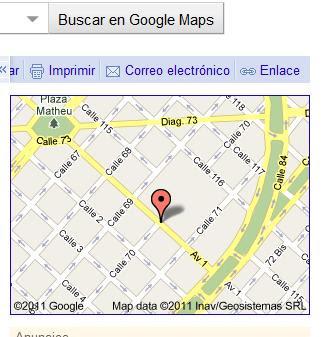 como llegar BLH La Plata