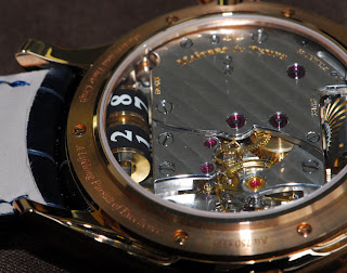Les rouleaux de la montre Maîtres du Temps Chapitre 3