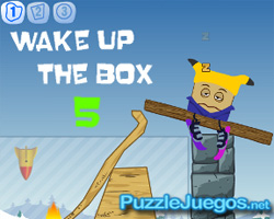 solucion puzzle Wake Up The Box 5