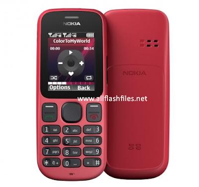 Nokia 101 (RM-769) Latest Flash File V7.20 Free Download