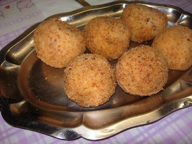 attenti a quei due! - le arancine siciliane (senza uovo) di maurizio
