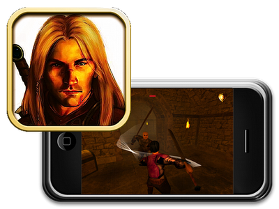Dungeon Dude iPhone