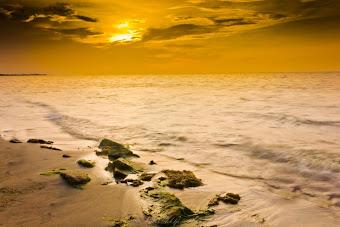 Las Piedras,playa Los Coquitos en Manzanillo