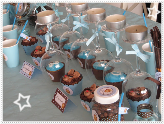 Decoracion mesa fiesta tematica