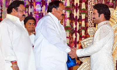 NTR Marriage Photos