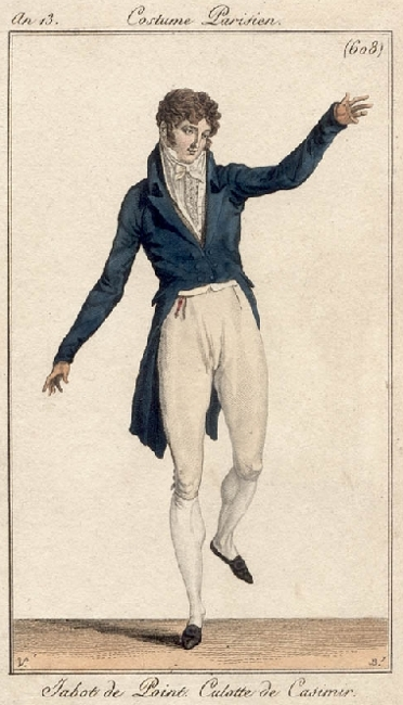 Costume Parisien 1805