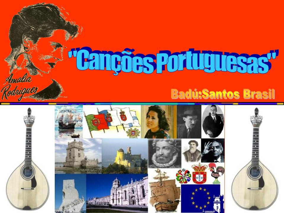 CANÇÕES PORTUGUESAS