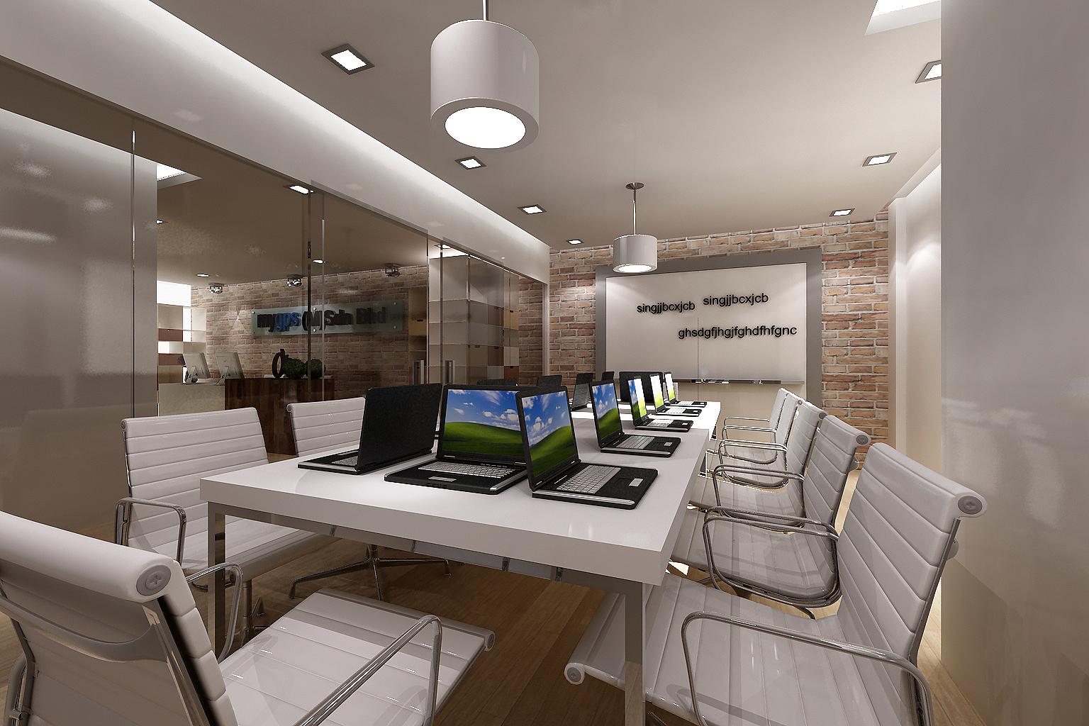 3d Office Design