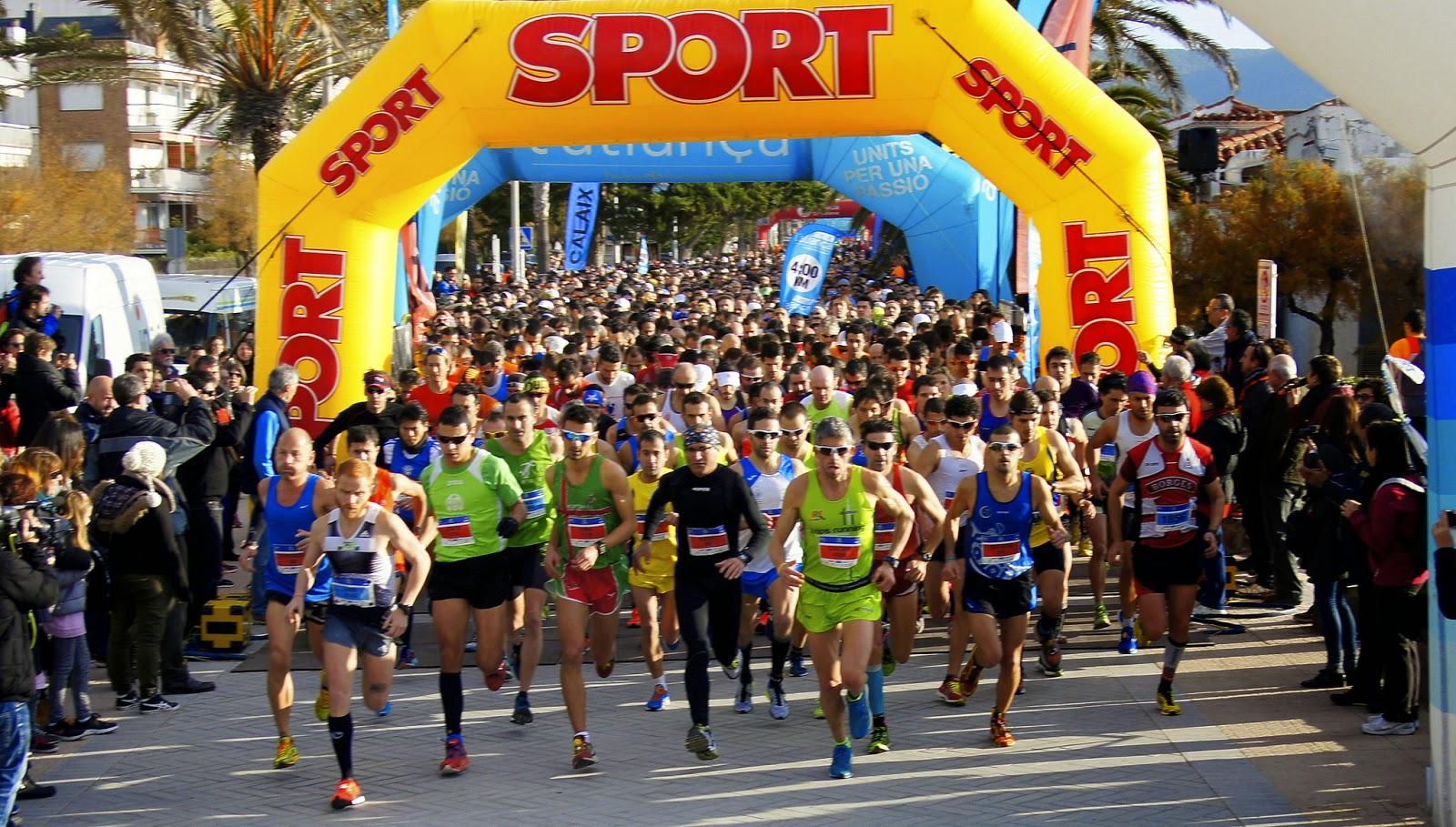 mitja marato sitges