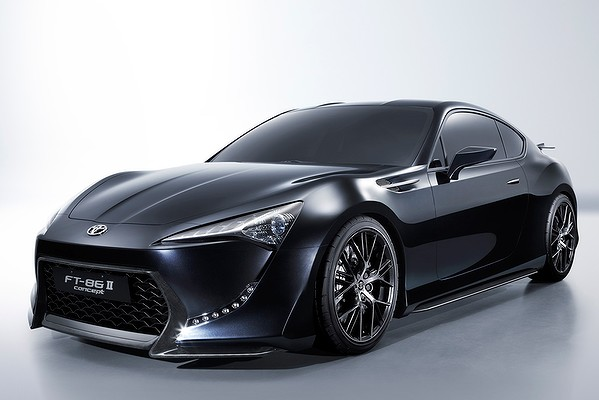 toyota new sports cars